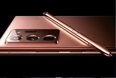 Samsung представила новые флагманы Galaxy Note20, планшеты и часы