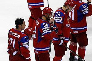 Хоккей: Россия проиграла битву за финал