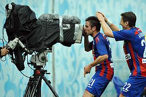 ЦСКА выиграл первый круг премьер-лиги
