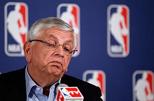 НБА: Забастовка продолжается