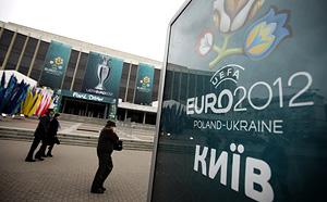 Евро-2012: результаты жеребьевки