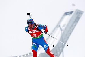 Биатлон: триумф Гараничева
