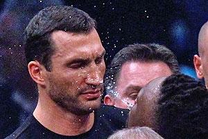 Бокс: cанкции после боя с Кличко
