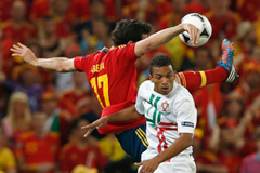 Евро-2012: Испания вышла в финал. Фото