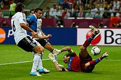 Евро-2012: Германия - Италия