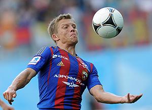 ЦСКА вышел в лидеры