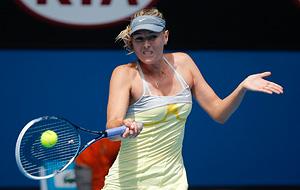 Australian Open: Шарапова и Южный начали с побед