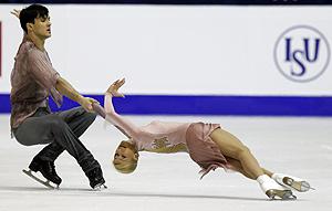 Волосожар и Траньков - чемпионы, Плющенко снялся