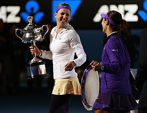 Азаренко выиграла Australian Open
