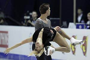 Российские фигуристы танцевали лучше всех