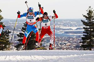 Логинов выиграл первую медаль
