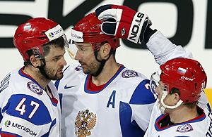 Россияне ждут соперника