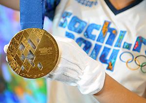 Медали сочинской Олимпиады