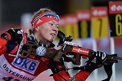 Зайцева принесла первую медаль Кубка мира