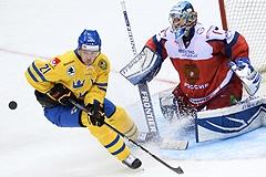 Сборная России обыграла Швецию на Кубке Первого канала
