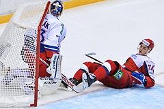 Сборная России проиграла домашний этап Евротура
