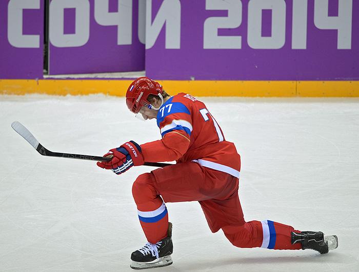 Сборная России проиграла сборной США. Онлайн-трансляция