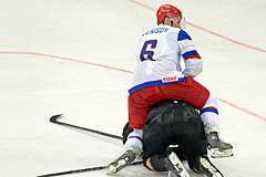 Сборная России - сборная Швеции: онлайн-трансляция