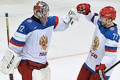 Сборная России по хоккею вышла в финал чемпионата мира