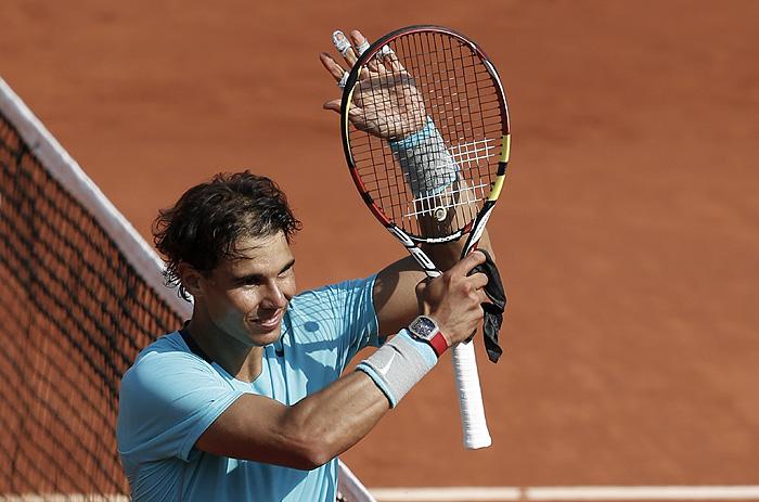 Рафаэль Надаль выиграл Roland Garros