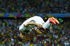 Рекордный гол Клозе принес Германии ничью с Ганой