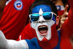 Голландия - Чили: онлайн