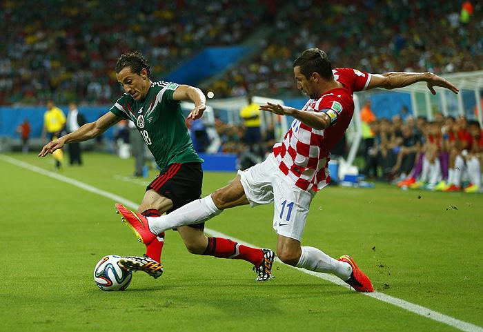 Мексика не пустила Хорватию в плей-офф ЧМ-2014