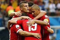 Швейцария стала соперником Аргентины по 1/8 финала чемпионата мира