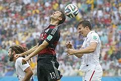 Германия и США вышли в 1/8 финала чемпионата мира