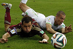 Алжир - Россия: онлайн