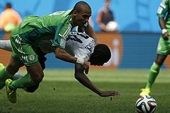 Сборная Франции обыграла Нигерию и вышла в четвертьфинал чемпионата мира по футболу