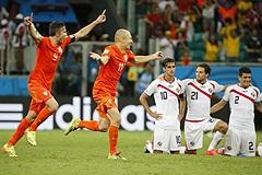 Сборная Голландии стала последним полуфиналистом чемпионата мира