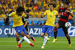 Бразилия - Германия: онлайн