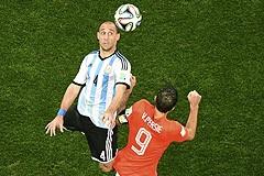 Сборная Аргентины вышла в финал чемпионата мира по футболу