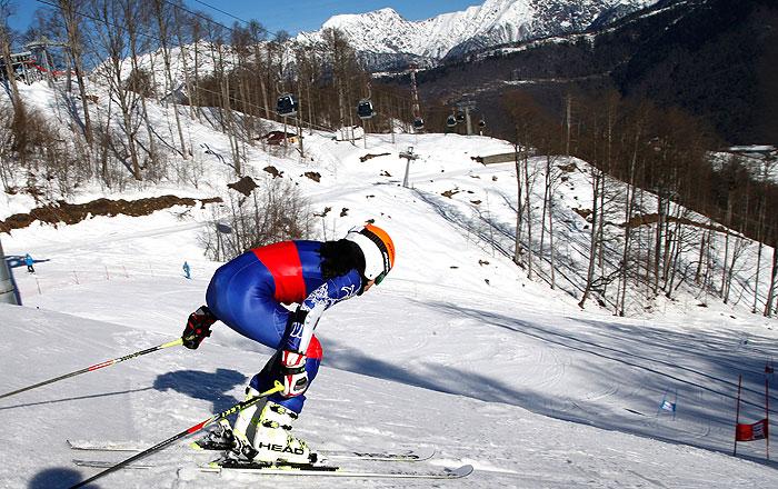 Ванесса Мэй обманом попала на Олимпиаду в Сочи