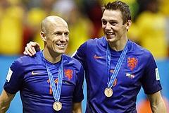 Сборная Голландии разгромила Бразилию в матче за бронзу ЧМ