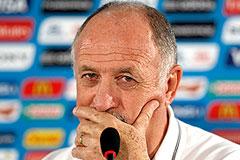 Сколари отправлен в отставку с поста главного тренера сборной Бразилии