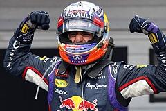 Риккьярдо выиграл Гран-при Венгрии