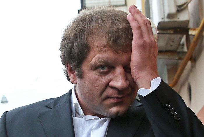 Бойцу смешанных единоборств Александру Емельяненко предъявили новые обвинения