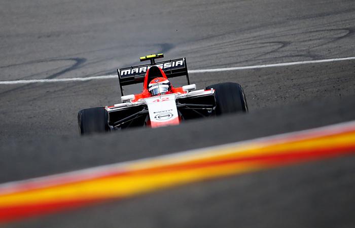 "Команда ""Формулы-1"" Marussia прекратит существование"