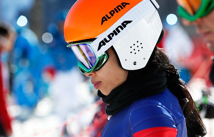 Ванессу Мэй отстранили от горнолыжных соревнований