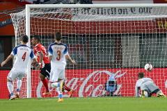 Сборная России проиграла Австрии в отборочном матче Евро-2016