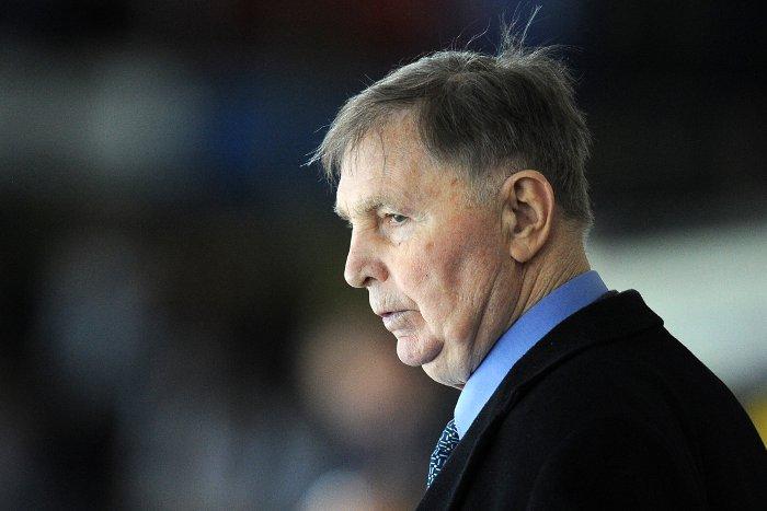 Умер легендарный хоккейный тренер Виктор Тихонов