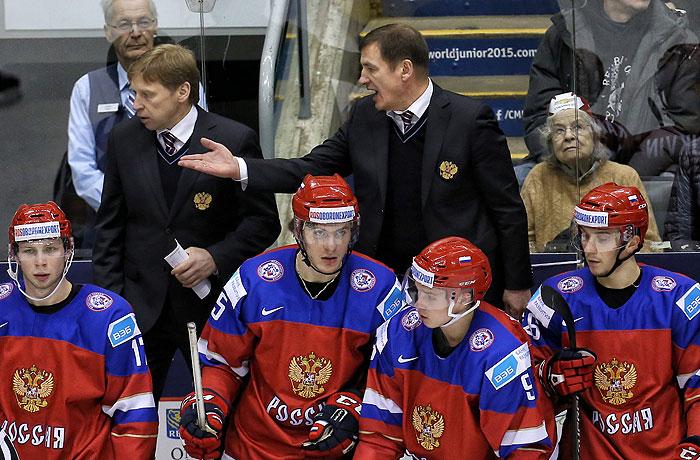 Хоккеисты сборной России уступили Канаде в финале молодежного ЧМ