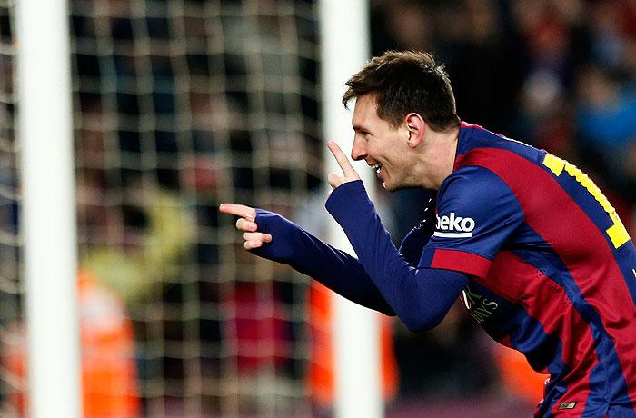 Месси стал самым дорогим футболистом Европы