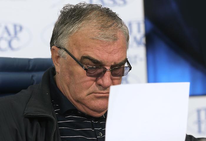 Главный тренер сборной России по легкой атлетике подал в отставку