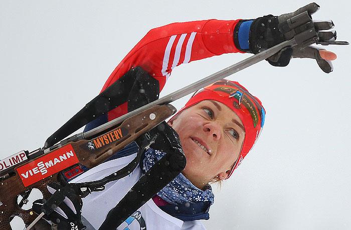 Биатлонистка Зайцева приняла решение завершить карьеру
