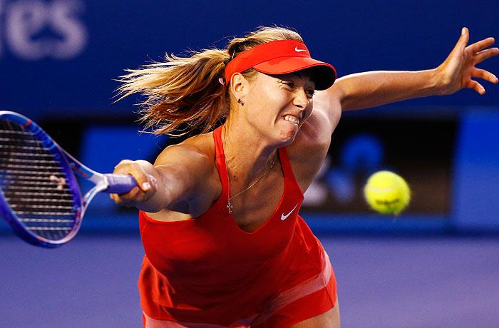 Мария Шарапова проиграла Серене Уильямс в финале Australian Open