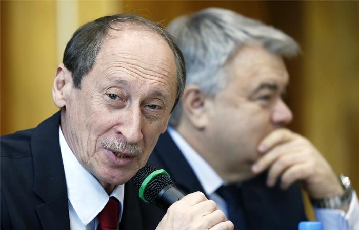 Глава Всероссийской федерации легкой атлетики заявил об уходе в отставку