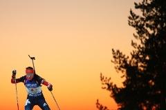 Россия финишировала четвертой в женской эстафете на ЧМ